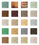 thumbnail 3 - Ambesonne-Autumn-Fall-Decorative-Satin-Napkins-Set-of-4-Party-Dinner-Fabric