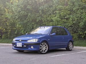 2002 Peugeot 106 S16