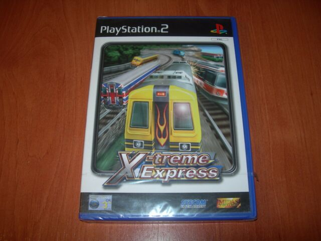 X-TREME EXPRESS: WORLD GRAND PRIX PS2 (PAL ESPAÑA PRECINTADO)