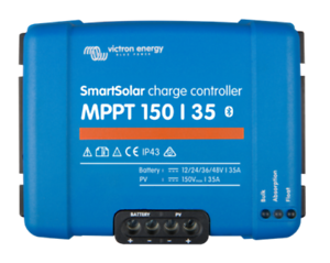 Home Improvement Victron Smartsolar Mppt Charge Controller 150/35 12/24/36/48v Built In Bluetooth A Great Variety Of Models Home & Garden
