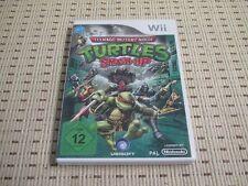 Teenage Mutant Ninja Turtles Smash-Up für Nintendo Wii und Wii U *OVP*