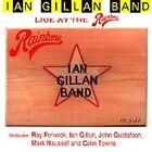 Live at the Rainbow by Ian Gillan Band (CD, Feb-2002, Angel Air Records)