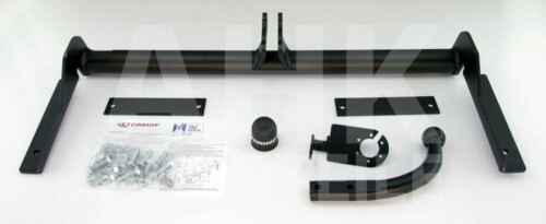 Für Opel Astra II G Coupe Anhängerkupplung starr+ES 7p ABE