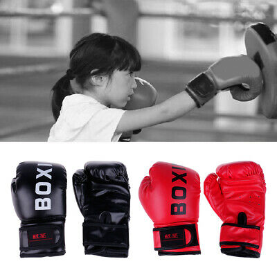 Boxing Gloves For Kids Boxing Sanda Fight Fitness Sandbags Glove Sports Gifts