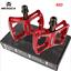 MEROCA-XO-Aluminum-Bicycle-Pedals-MTB-Mountain-Bike-3-Sealed-Bearings-Pedal-Flat thumbnail 14