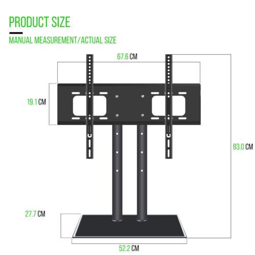 research.unir.net Desk Top Monitor Table TV Stand Bracket Mount ...