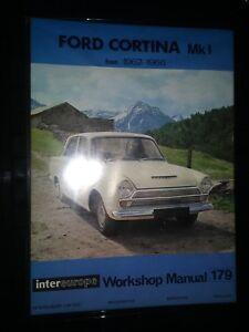 Ford-Cortina-Mk-1-1962-1966-Intereurope-Workshop-Manual
