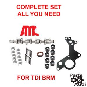 New Camshaft /& Head Bolt Kit W//Gasket For VW Jetta TDI BRM 1.9L 2005-2007