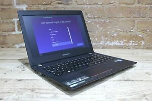 """Lenovo Essential E31-70 13.1"""" Laptop i5 5th Gen 256GB 4GB Win 10 Grade B 183965"""