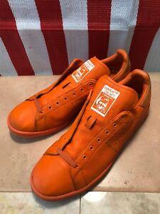 Adidas hombre Stan  Raf Simons x Stan hombre Smith zapatos naranja talla Us UK 10 d4c3dc