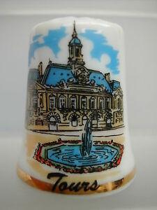 Dé à coudre Thimble - TOURS HOTEL DE VILLE ZyZ4vfNc-09105431-548109217