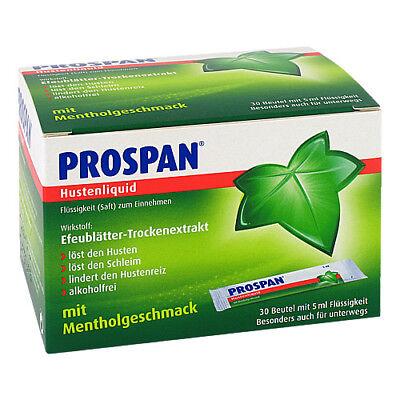 PROSPAN Hustenliquid 30X5 ml PZN 01007470