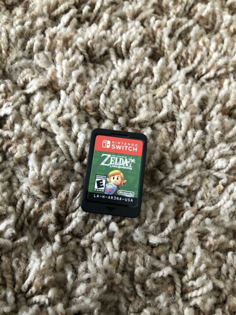 The Legend of Zelda: Link's Awakening - Game Only - Nintendo Switch Cart Only