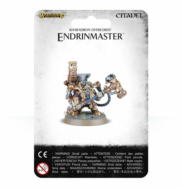 Kharadron Overlords endrinmaster Games Workshop Age of Sigmar Warhammer Dwarfs