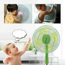 Dustproof Anti Dust Fan Protective Cover Child Baby Safety Nylon Rope NT