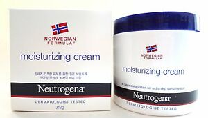 Neutrogena Norwegian Formula Moisturizing Cream For Dry