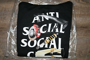 IN-HAND-100-Authentic-Anti-Social-Social-Club-Riceroni-JDM-Pullover-Hoodie