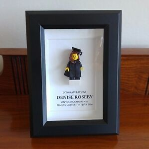 Small unique personalised lego male female small graduation gift image is loading small unique personalised lego male female small graduation negle Choice Image