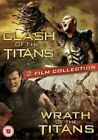 Clash / Wrath of The Titans (blu-ray) - Fast Post for Australia