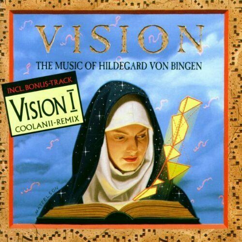 Hildegard von Bingen [CD] Vision-The music of (1994/95)