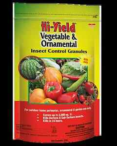 Hi Yield Vegetable Ornamental Insect Control Granules 4