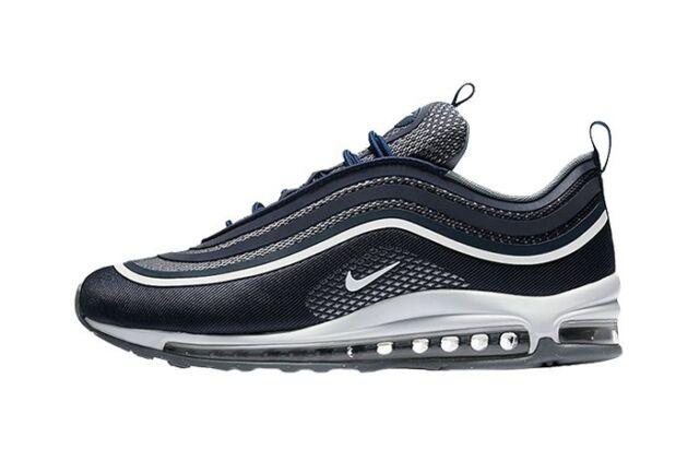 Nike Air Max 97 UL'17 UK 5.5 EUR 38.5 Minuit Bleu Marine Noir 918356 400