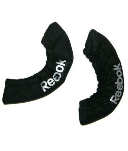 New Reebok ACBCV ice hockey skate blade covers black Jr size junior RBK guards