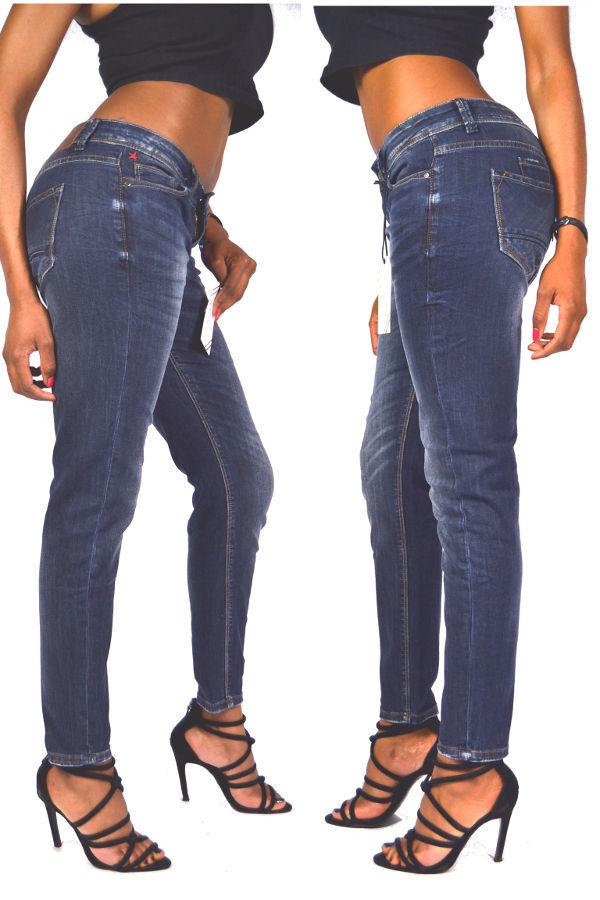 NEU  sehr coole rot SOUL Jeans Jeans Jeans JANEL Boyfriend Boy Fit Jeans - W26 3fa533
