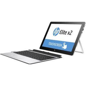 Hp-Elite-X2-1012-G2-12-3-034-Touchscreen-i5-7300U-2-60Ghz-8GB-256GB-WIFI-Pen-W10