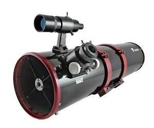TS-Optics-8-034-Teleskop-N-200-1000-OTA-mit-Lufter-2-034-Crayford-TPM8F5
