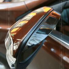 FIT FOR 14- TOYOTA RAV4 OPTIMA SIDE DOOR MIRROR RAIN GUARD VISOR SHADE REAR VIEW
