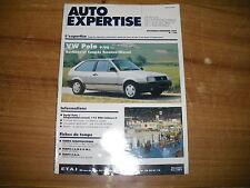 REVUE TECHNIQUE AUTO EXPERTISE VOLKSWAGEN POLO essence - diesel 09/1990 >