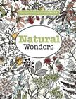 Really Relaxing Colouring Book 4: Natural Wonders - A Colourful Journey Through the Natural World by Elizabeth James (Paperback / softback, 2015)