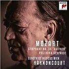 "Wolfgang Amadeus Mozart - Mozart: Symphony No. 35 ""Haffner""; Posthorn Serenade (2014)"