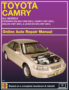 1998 toyota avalon haynes online repair manual select access ebay rh ebay com 2008 Toyota Avalon 2000 Toyota Avalon
