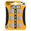 miniature 4 - 6-x-JCB-CR2032-CR2025-CR2016-3-V-Lithium-Bouton-Coin-Cell-batterie-DL2032-Mixte