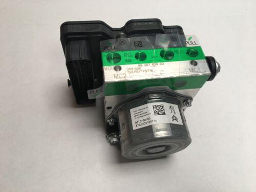 pompe-Bloc hydraulique ABS//calculateur ABS PEUGEOT 308//Citroen C4 picasso 1.6HDI