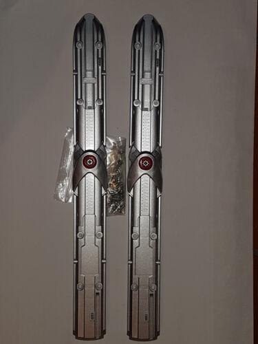 Montageschienen für MARKER IBC Skibindung unbenutzt mit Schrauben Bindungen Alpin