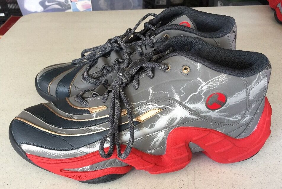 Adidas X Avengers  Thor  Limited Edition Real Deal Basketball Q16454 US 13.5