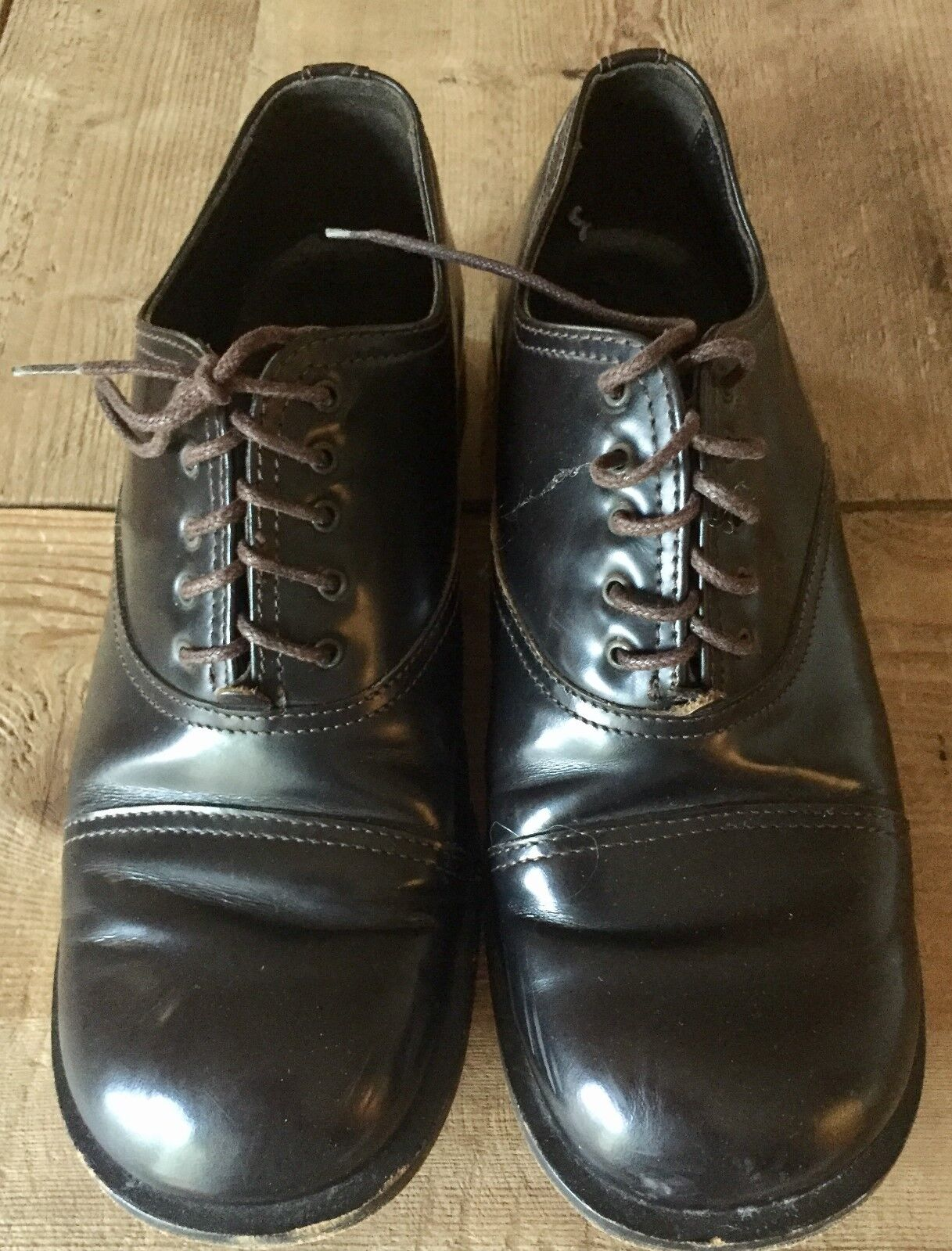Barney New York Shoes Brown Oxford  Boys Dress Shoes York Made in Italy Euro Size 37 US 5 011912