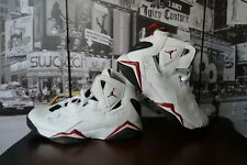pretty nice 99732 46db1 ... canada 2008 nike jordan true flight 342964 161 white varsity red men us  size 10 43316