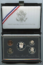 1998 Premier Silver PROOF Coin Set - United States Mint Official - AJ358