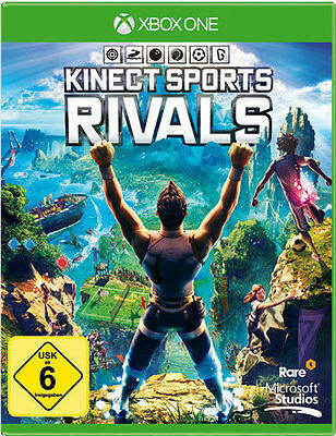 Microsoft XBOX - One XBOne Spiel ***** Kinect Sports Rivals *************NEU*NEW