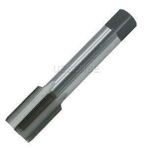 1-034-24-Plug-Tap-UNS-Right-Hand-Thread-1-039-039-x-24-TPI-High-Speed-Steel-HSS-Tapping