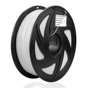3D-ABS-Printer-Filament-1KG-Drucker-1-75mm-Spule-Trommel-Rolle-Weiss