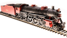 Broadway Ltd 4623 GM&O Red The ALTON ROUTE Pacific w/DCC & Prgn3 Sound #5296 NIB