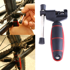 Steel Bike Cycling Bicycle Chain Breaker Splitter Cutter Repair Tool