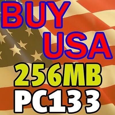 256MB 256 133 Sony VAIO PCV-RX550 PCV-RX551 RAM MEMORY