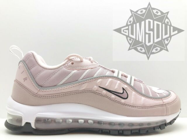 ce5dd5424551 WMNS W NIKE AIR MAX 98 BARELY ROSE ELEMENTAL LIGHT PINK AH6799 600 sz 10