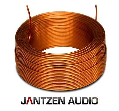 Systematisch Jantzen Audio Luftspule 1,6mm - 2,2mh - 0,385ohm Durchsichtig In Sicht